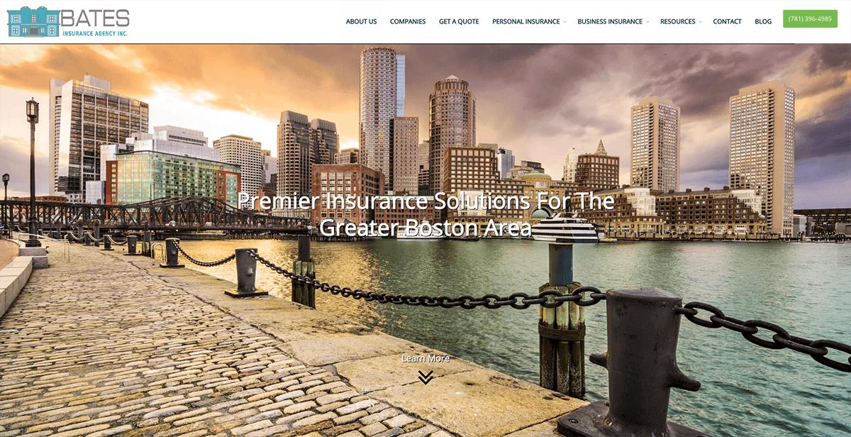 website design services for insurance agencies