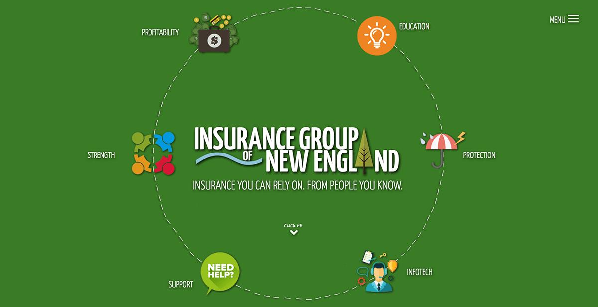 website design services for independent insurance agencies
