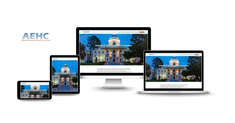 website design services for nonprofit employer consortium