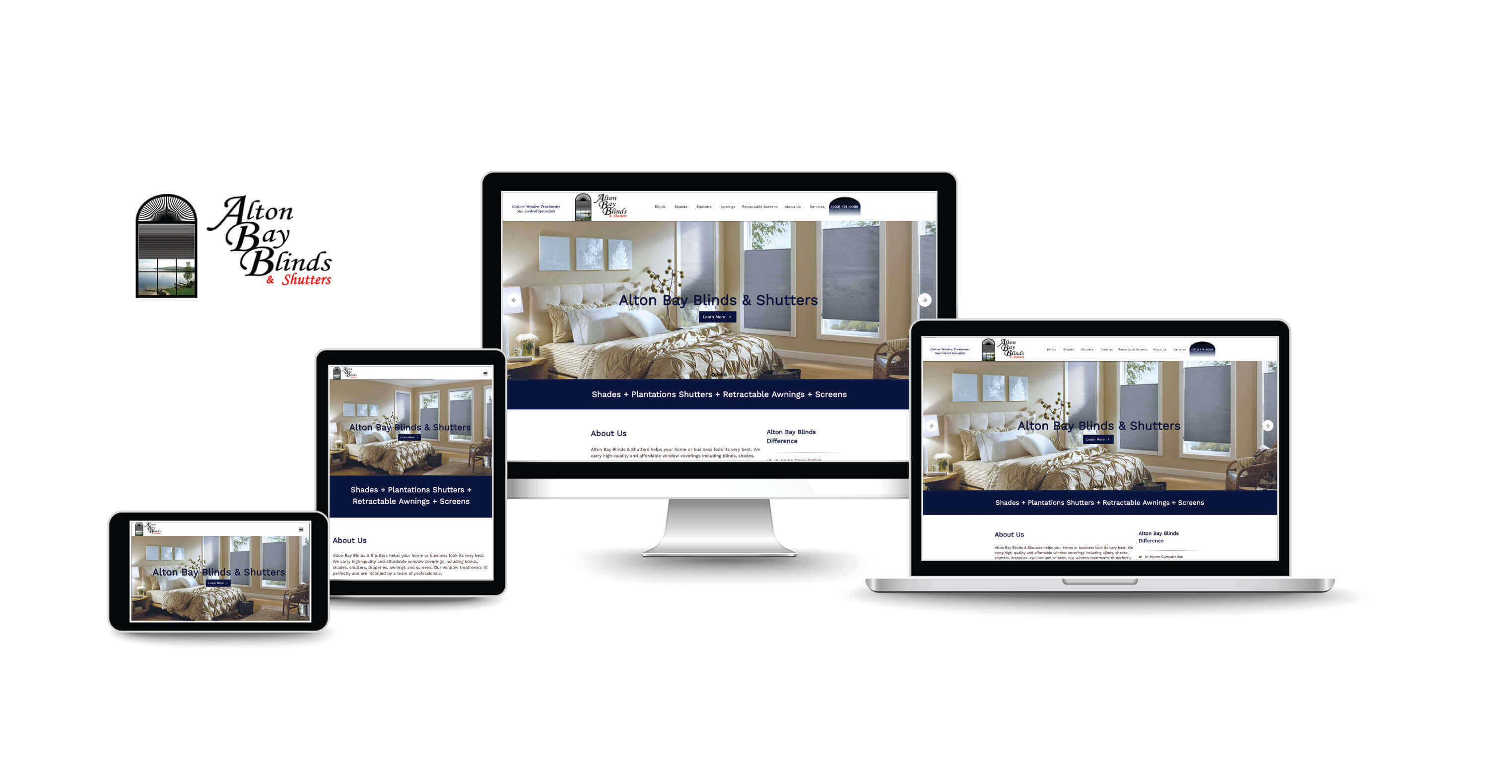 website design and SEO services for retail shops