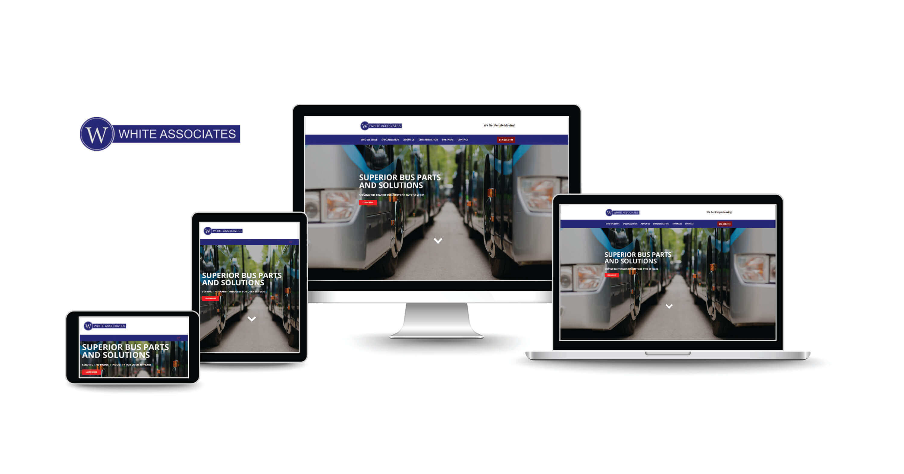 website design and SEO services for brake supply companies