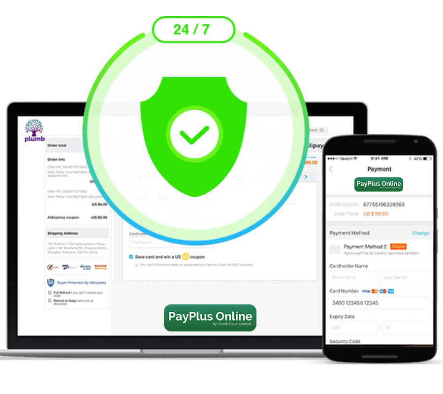 secure online payment software platform